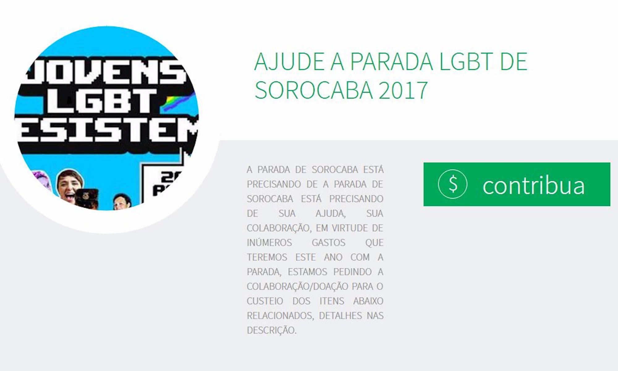 lgbt, parada, gay, sorocaba, Divulgação