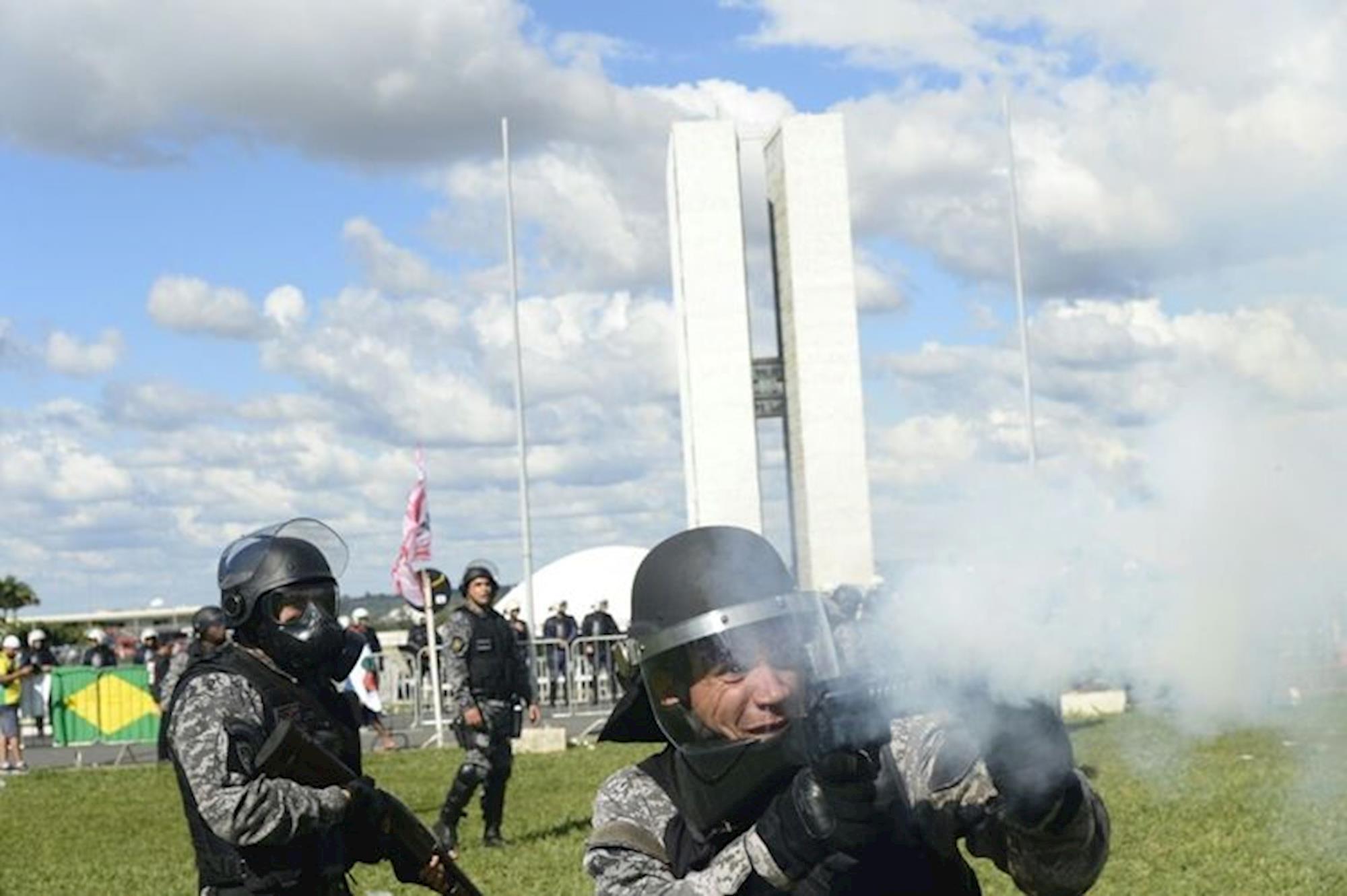 fora temer, temer, brasilia, repressao, reformas, ocupa brasilia, ocupa, Ed Alves/CB/D.A Press