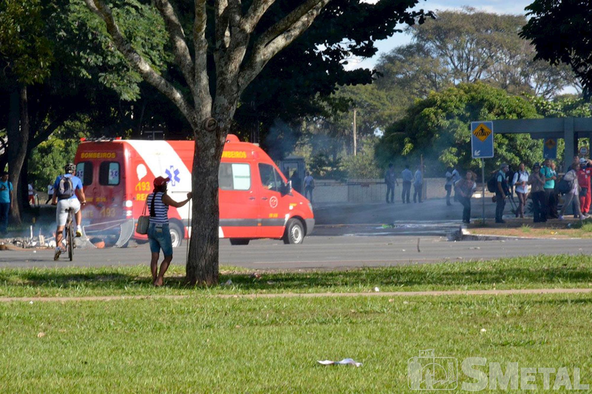 #OcupaBrasília, brasília, manifestação, reforma, repressão, policia, Foguinho/Paulo Rogério/Daniela Gaspari