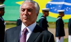 De acordo com relatório preliminar da PF, Temer e Loures praticaram corrupção