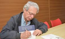 Frei Betto lança três novos livros na sede do SMetal