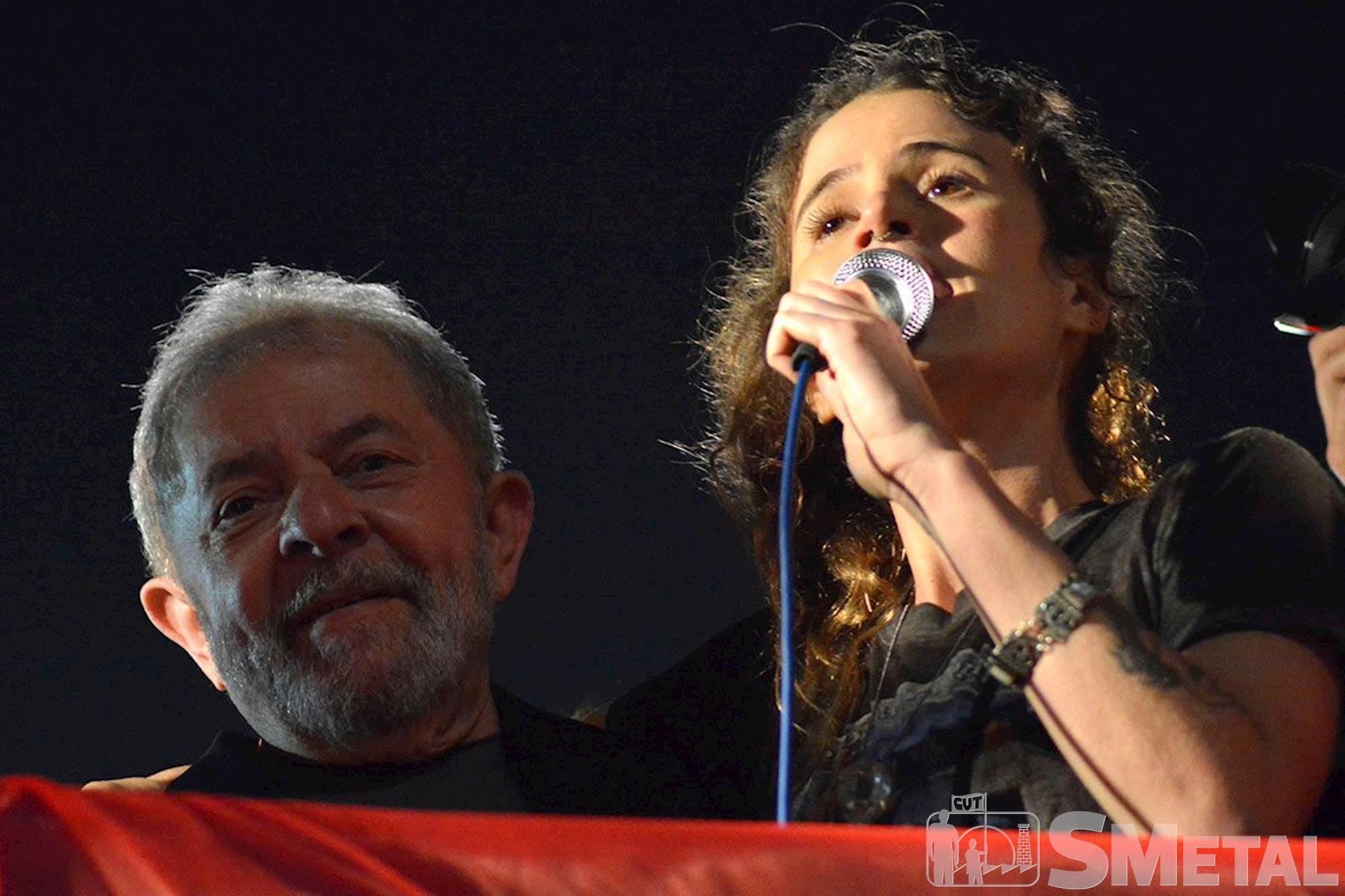 Ato em defesa da democracia e direitos na Avenida Paulista,  em 20 de julho de 2017., Foguinho/Imprensa SMetal, Manifestação na Paulista defende a democracia e direitos