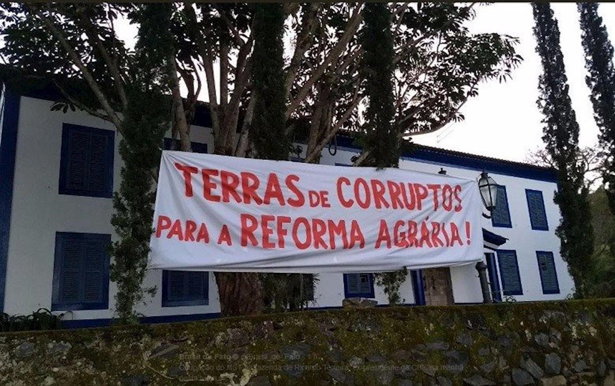 , Divulgação/MST