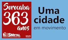 Informativo Especial do SMetal - Sorocaba 363 anos