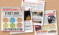 Jornal da Juventude Trabalhadora já está disponível para baixar