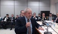 """Lula pergunta a Moro: """"prestei depoimento a um juiz imparcial?"""""""