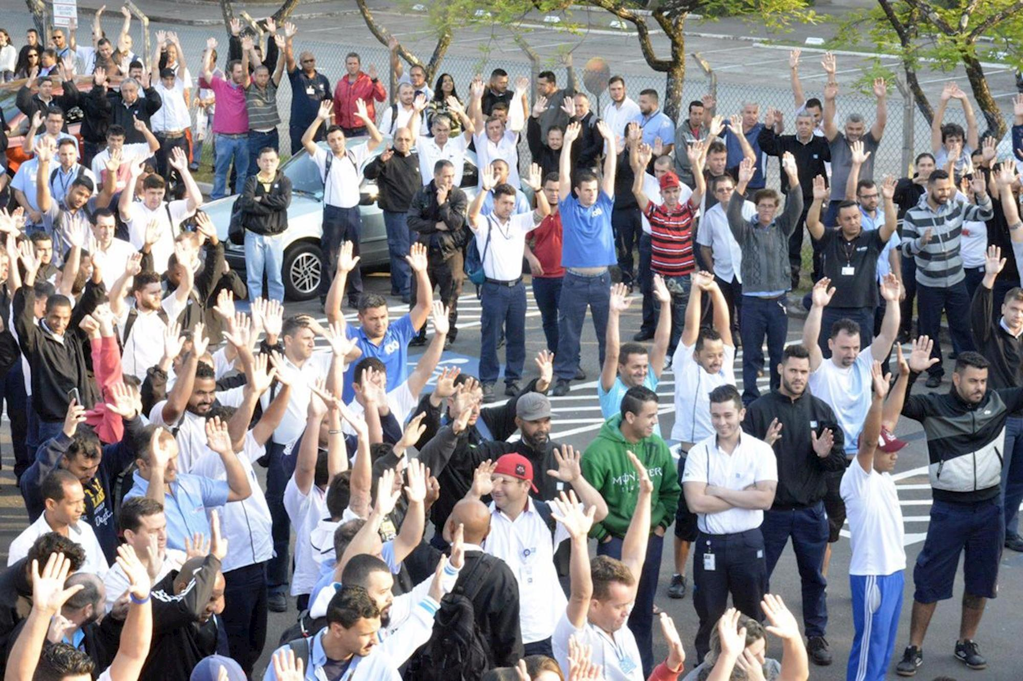 zf, campanha, protesto, Foguinho/Imprensa SMetal