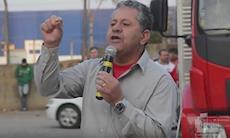 Metalúrgicos de Sorocaba protestam em defesa da Convenção Coletiva