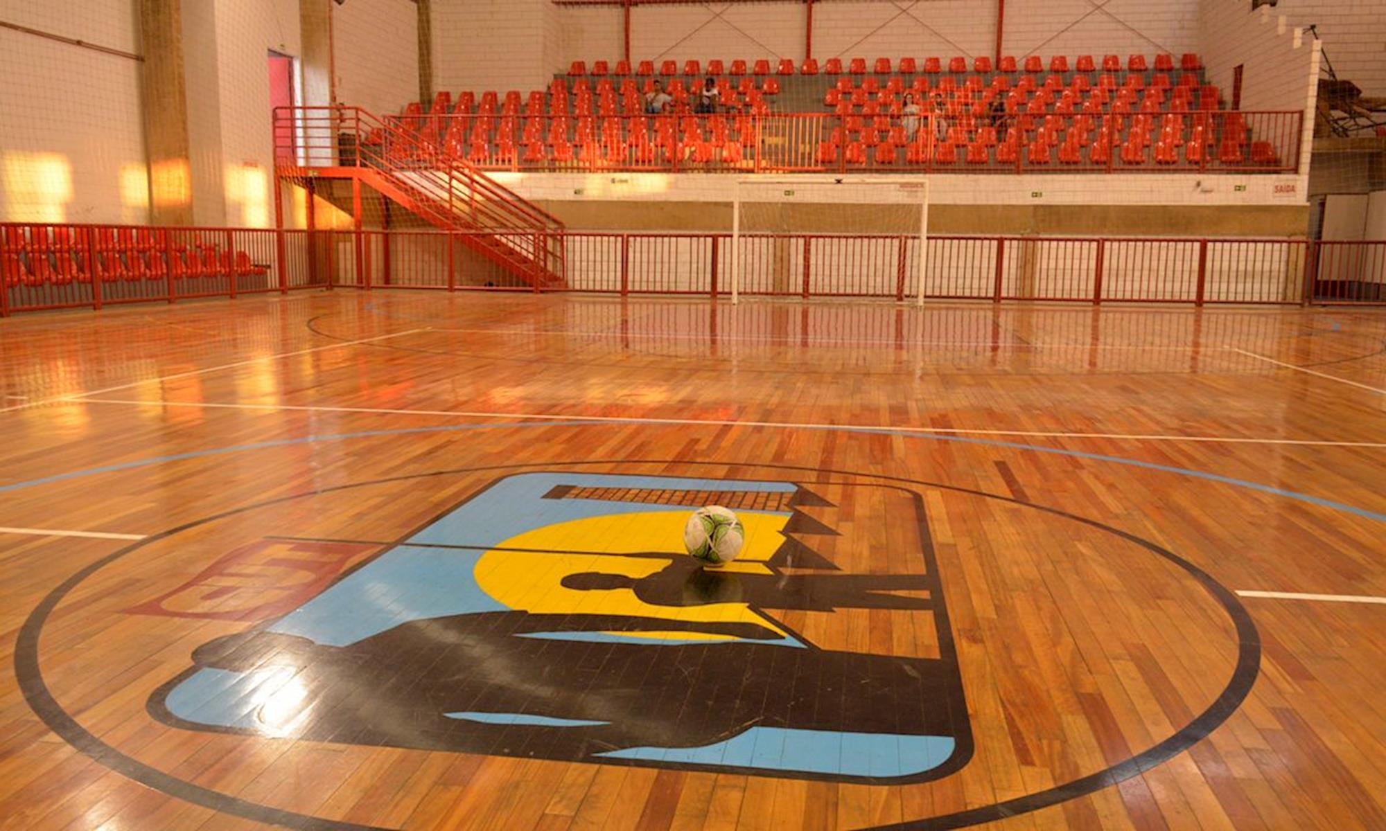 ginásio, clube, quadra, Foguinho/Imprensa SMetal