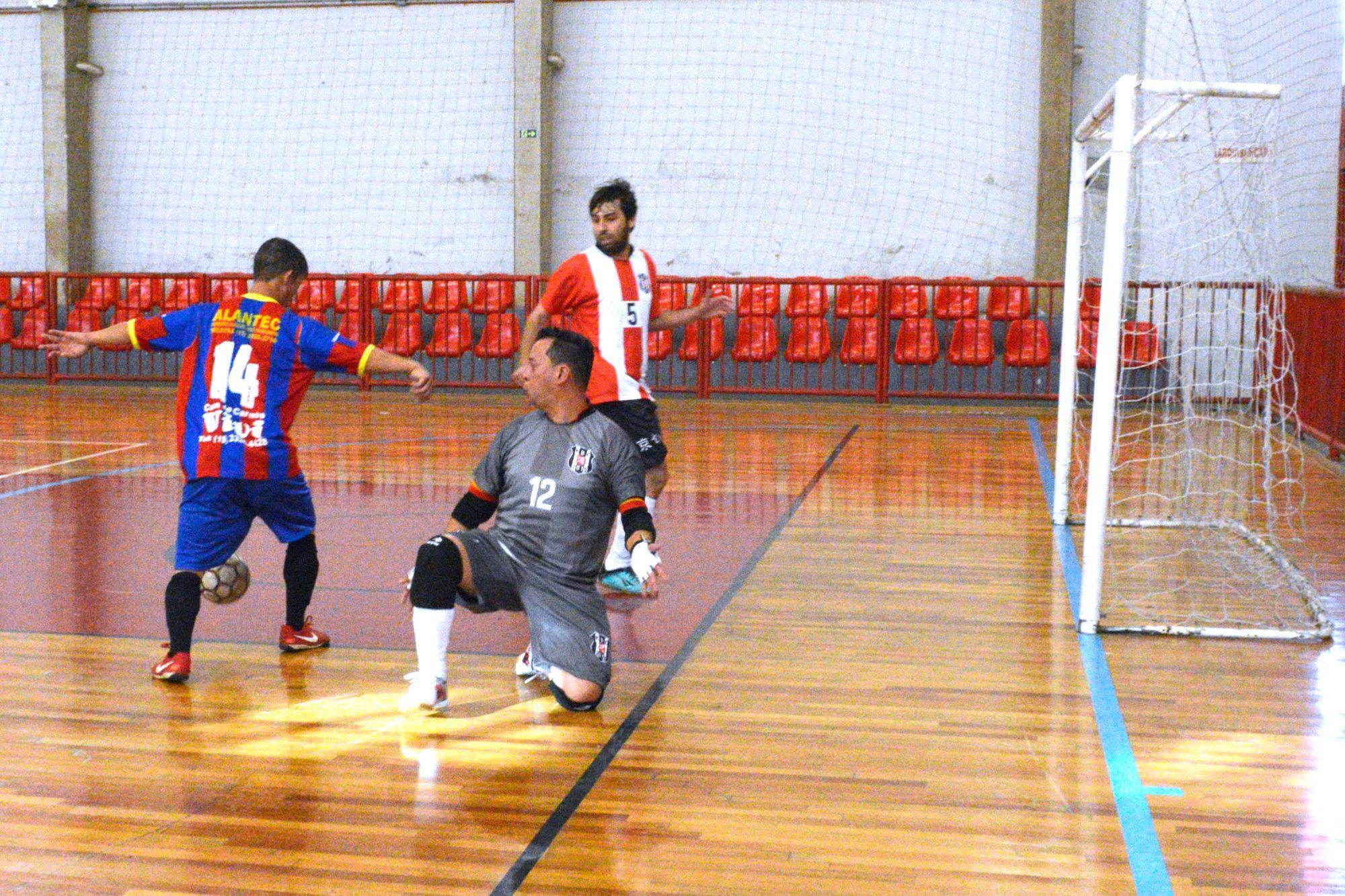 clube de campo, quadra, ginásio, taça, futsal, papagaio, Foguinho/Imprensa SMetal