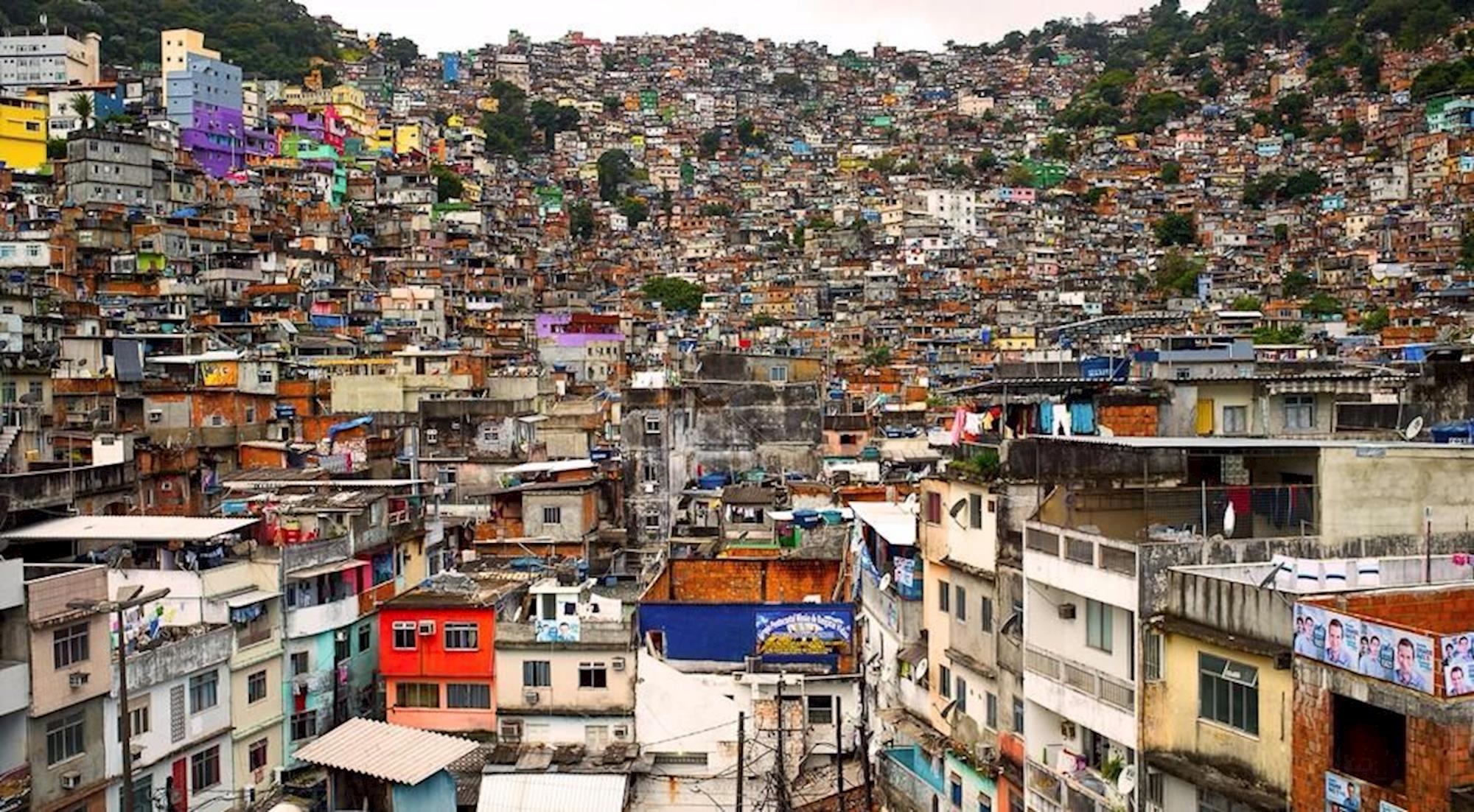 favela, pobreza, desigualdade, Divulgação