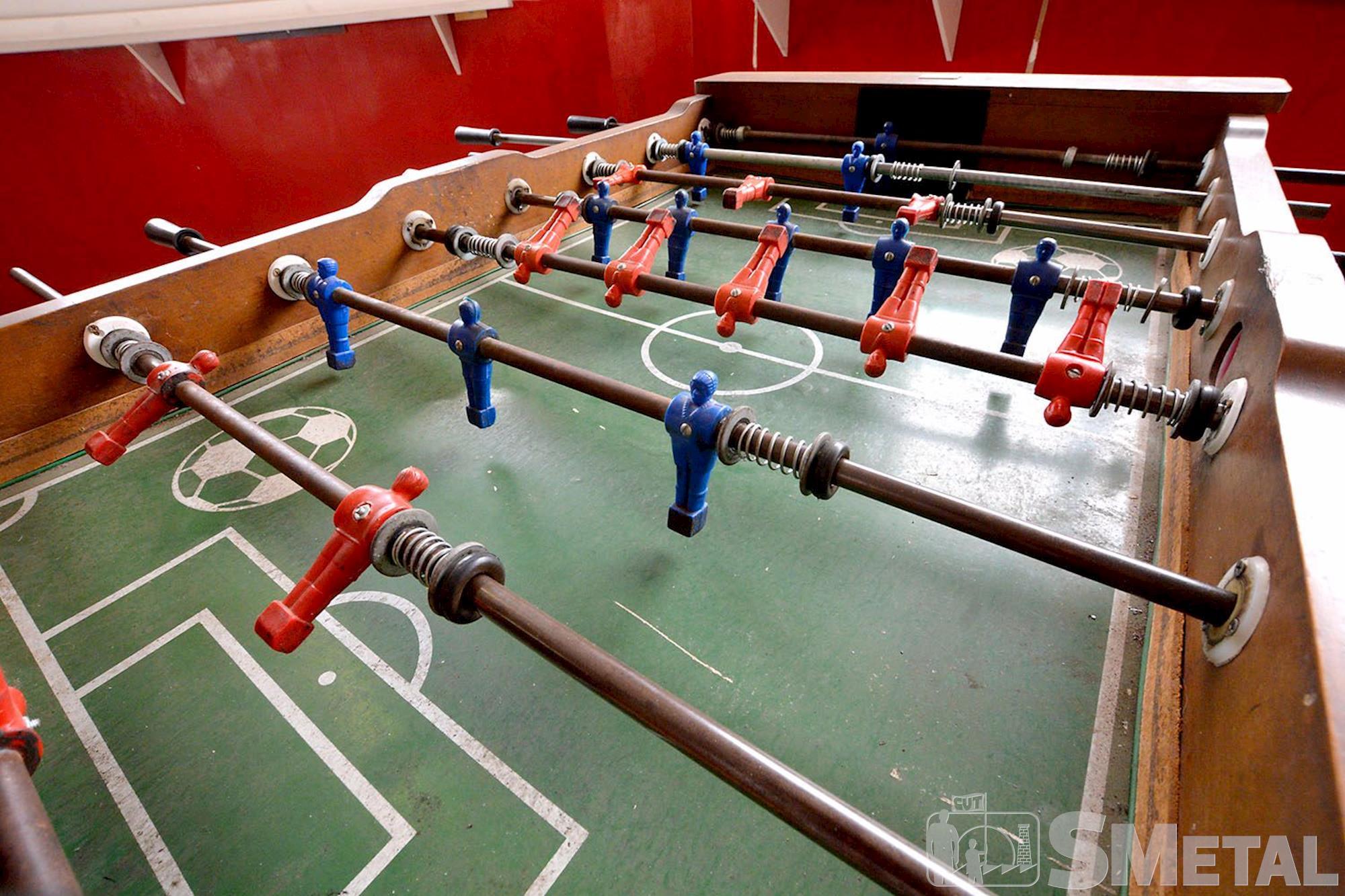 Salão dos jogos, clube,  campo,  smetal, Foguinho/Imprensa SMetal