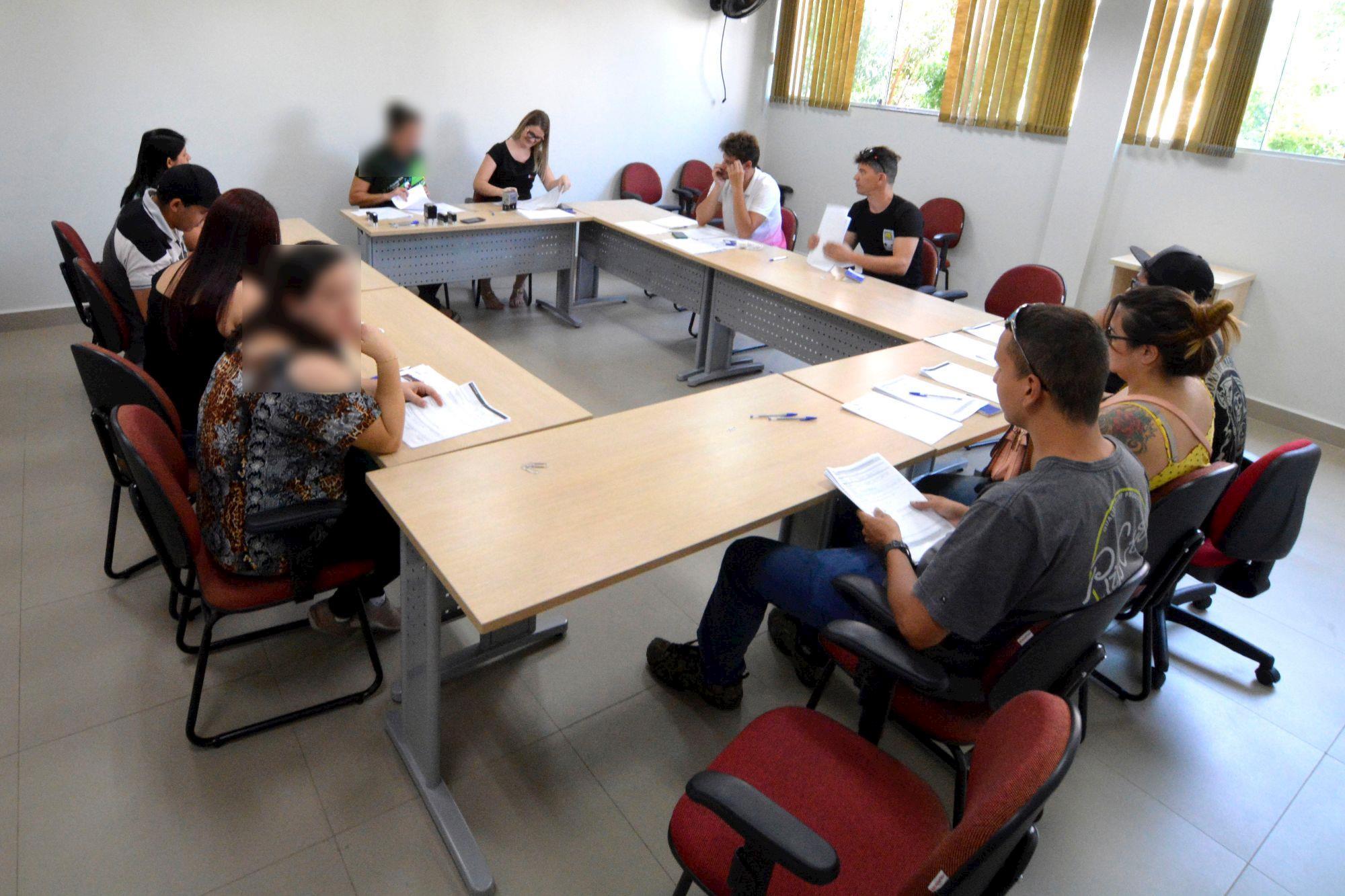 homologação, rescisão, reforma, trabalhista, sindicato, leandro, Foguinho/Imprensa SMetal