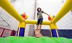 Confira fotos do Dia das Crianças no Clube de Campo do SMetal