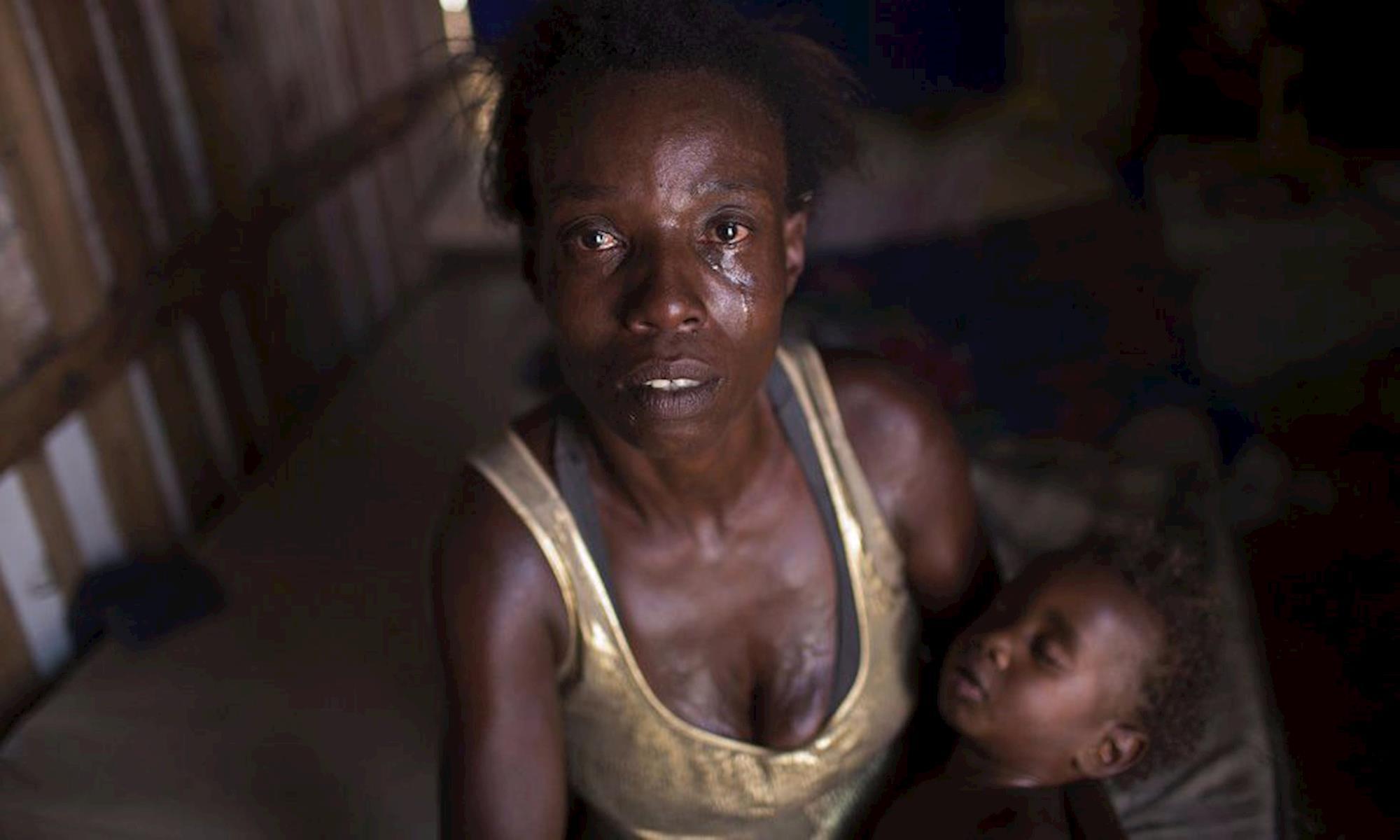 pobreza, fome, SILVIA IZQUIERDO (AP)