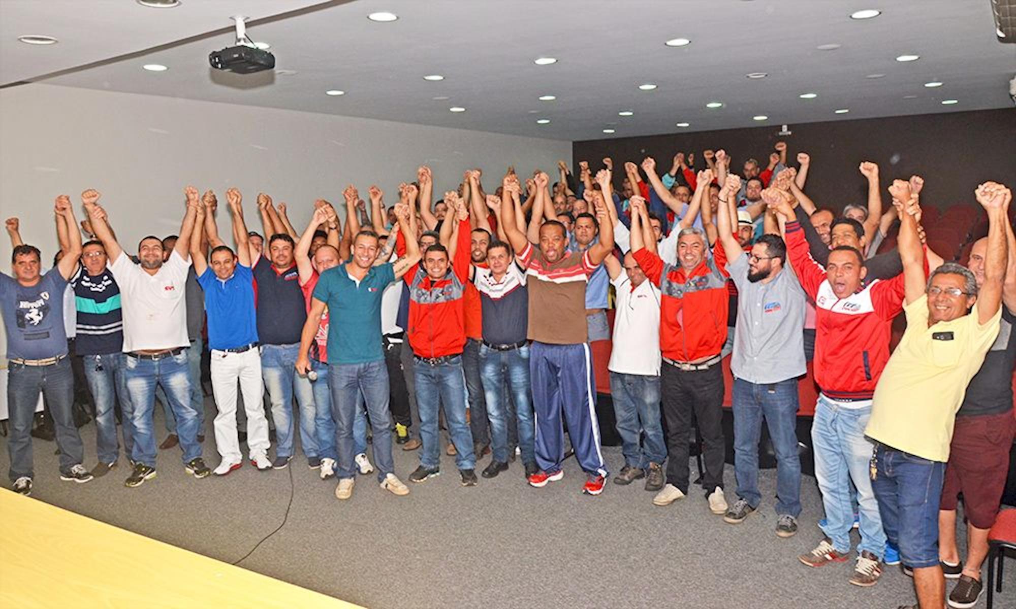 campanha salarial, smetal, sorocaba, assembleia, acordo, reforma trabalhista, Paulo Andrade/Imprensa SMetal
