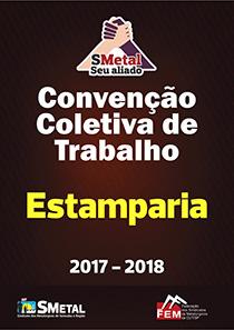 Convenção Coletiva 2017 - Estamparia