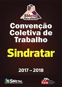 Convenção Coletiva 2017 - Sindratar