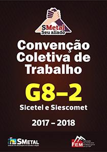 Convenção Coletiva 2017 - Grupo 8-2