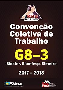 Convenção Coletiva 2017 - Grupo 8-3