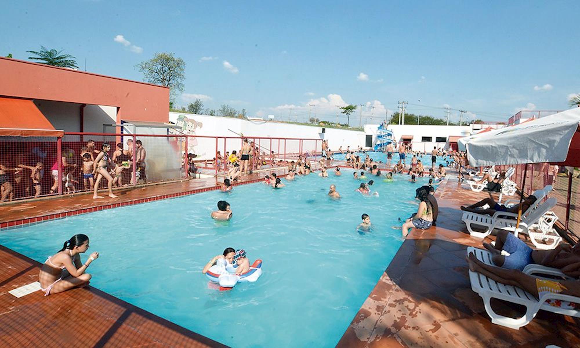 piscina, clube, Foguinho/Imprensa SMetal