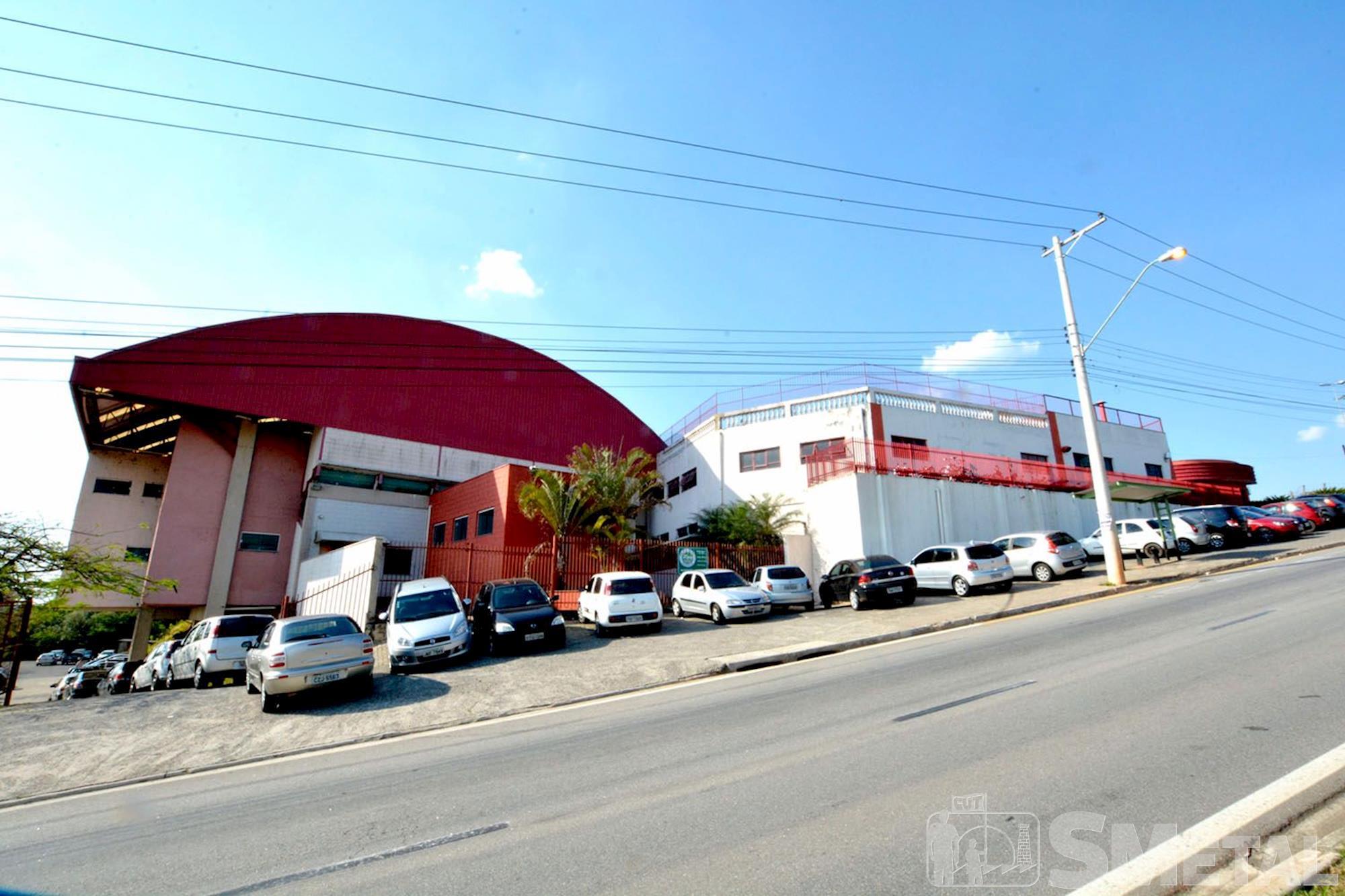O Clube fica na avenida Victor Andrew,  4.100,  no Éden. Há estacionamento próprio no local., Foguinho/Imprensa SMetal