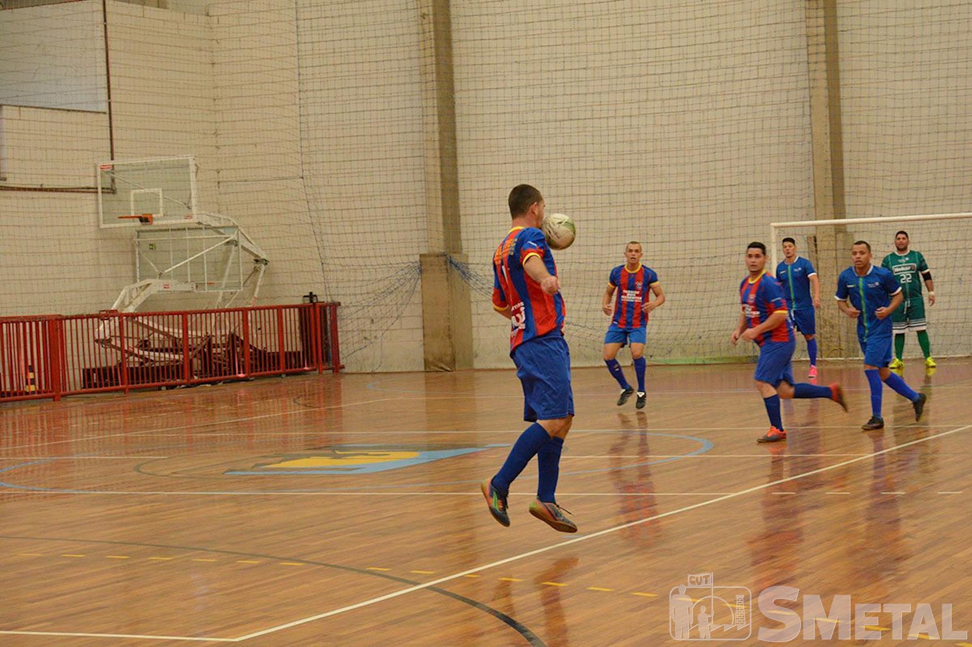 papagaio,  futsal, Foguinho/Imprensa SMetal, Semifinal da 13ª Taça Papagaio de Futsal do SMetal
