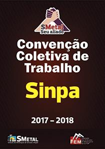 Convenção Coletiva 2017 - Sinpa