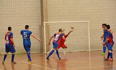 Semifinal da 13ª Taça Papagaio de Futsal do SMetal