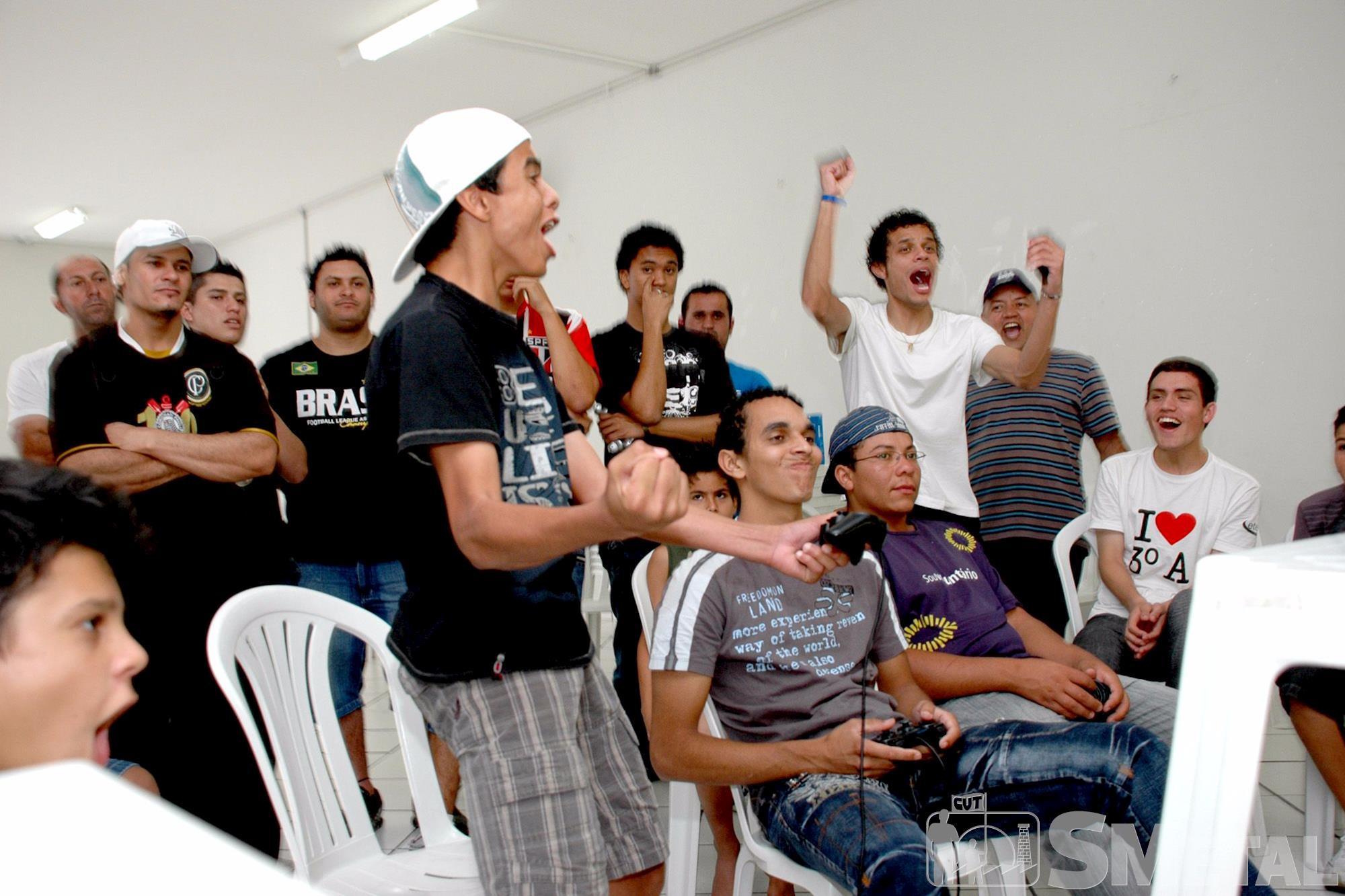 futgame,  game, Foguinho/Imprensa SMetal