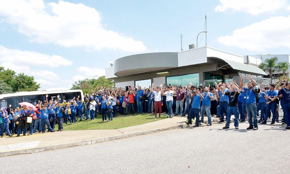 Metalúrgicos de 755 empresas da região já garantiram acordos