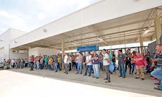 SMetal realiza assembleia contra a Reforma da Previdência na Flex