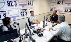 Presidente do SMetal fala sobre o Natal sem Fome na rádio Cruzeiro