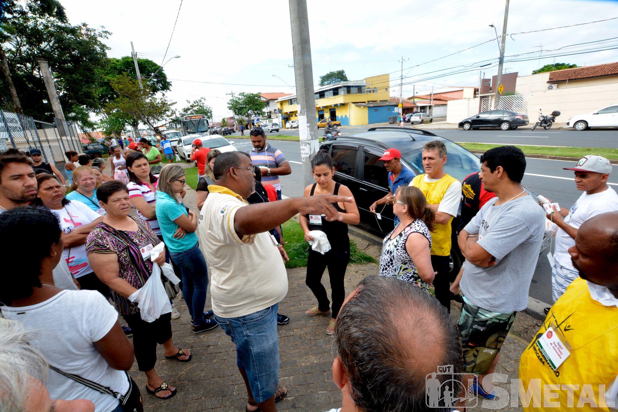 Mutirão da Solidariedade no Parque São Bento, natal,  fome,  mutirão, Foguinho/Imprensa SMetal, Mutirão no Parque São Bento arrecada 750 kg de alimentos