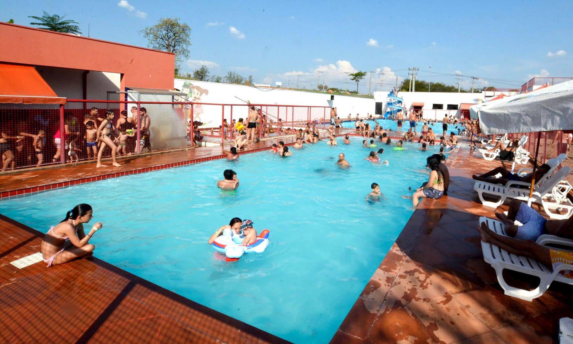 clube, piscina, campo, Foguinho/ Imprensa SMetal