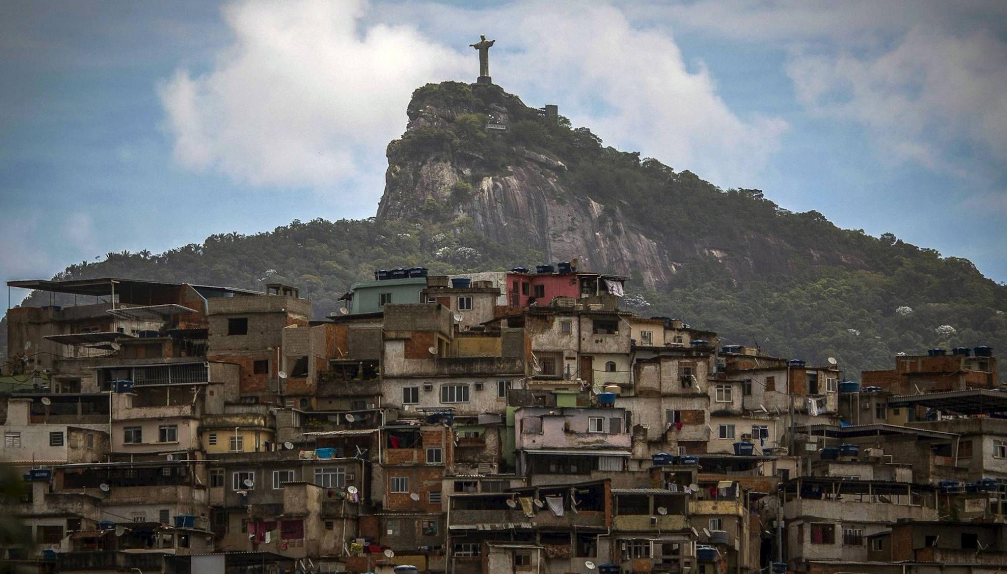 Brasil, desigualdade, MAURO PIMENTEL (AFP)