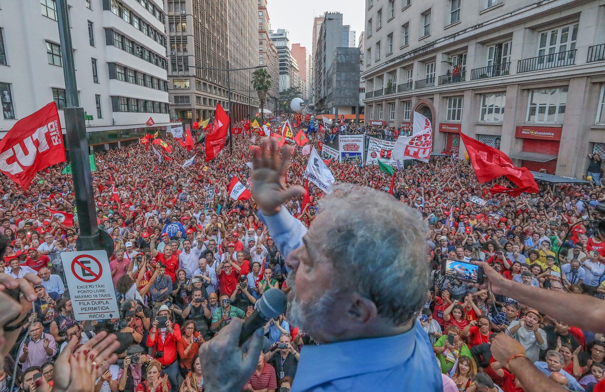 ato, solidariedade, lula, Ricardo Stuckert