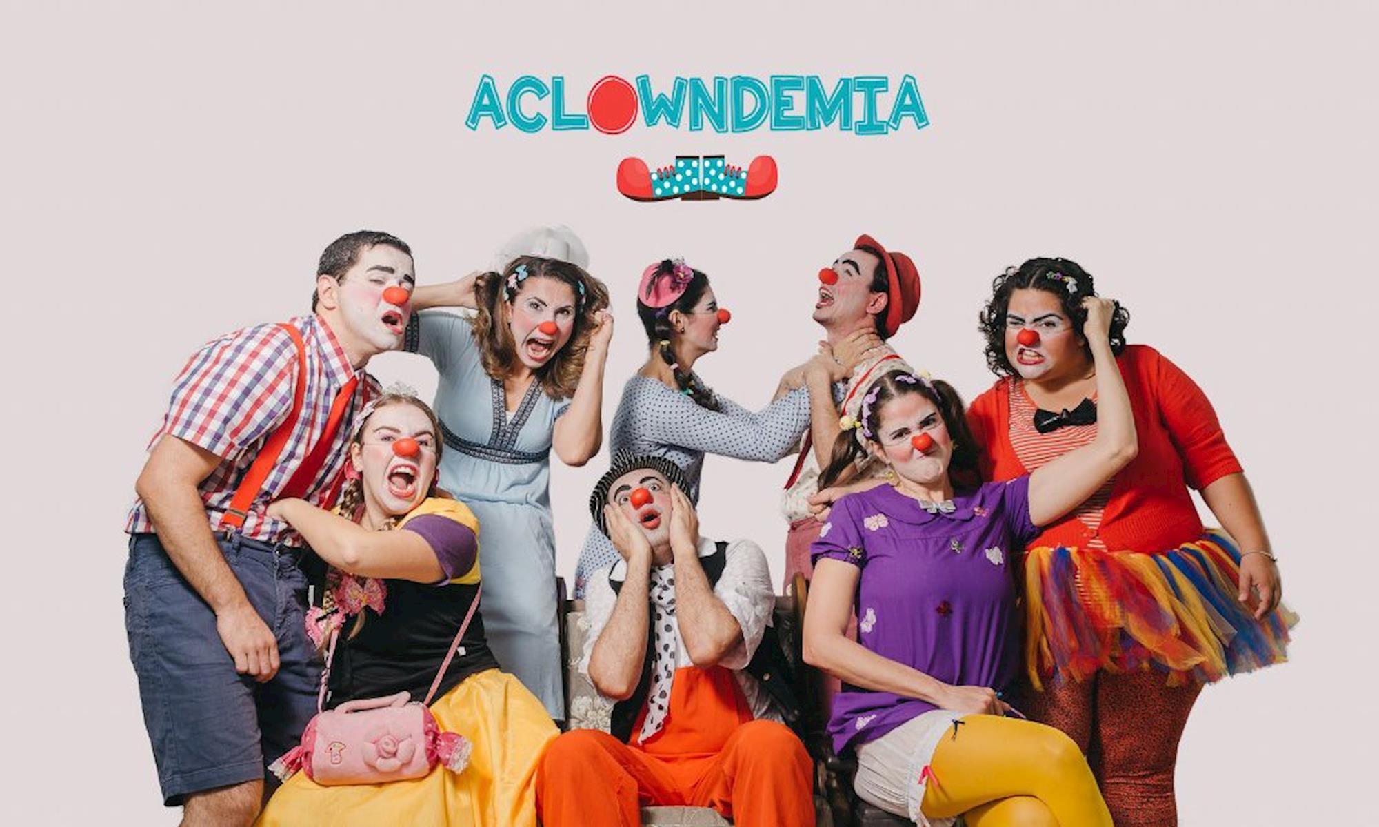 Aclowndemia , Divulgação