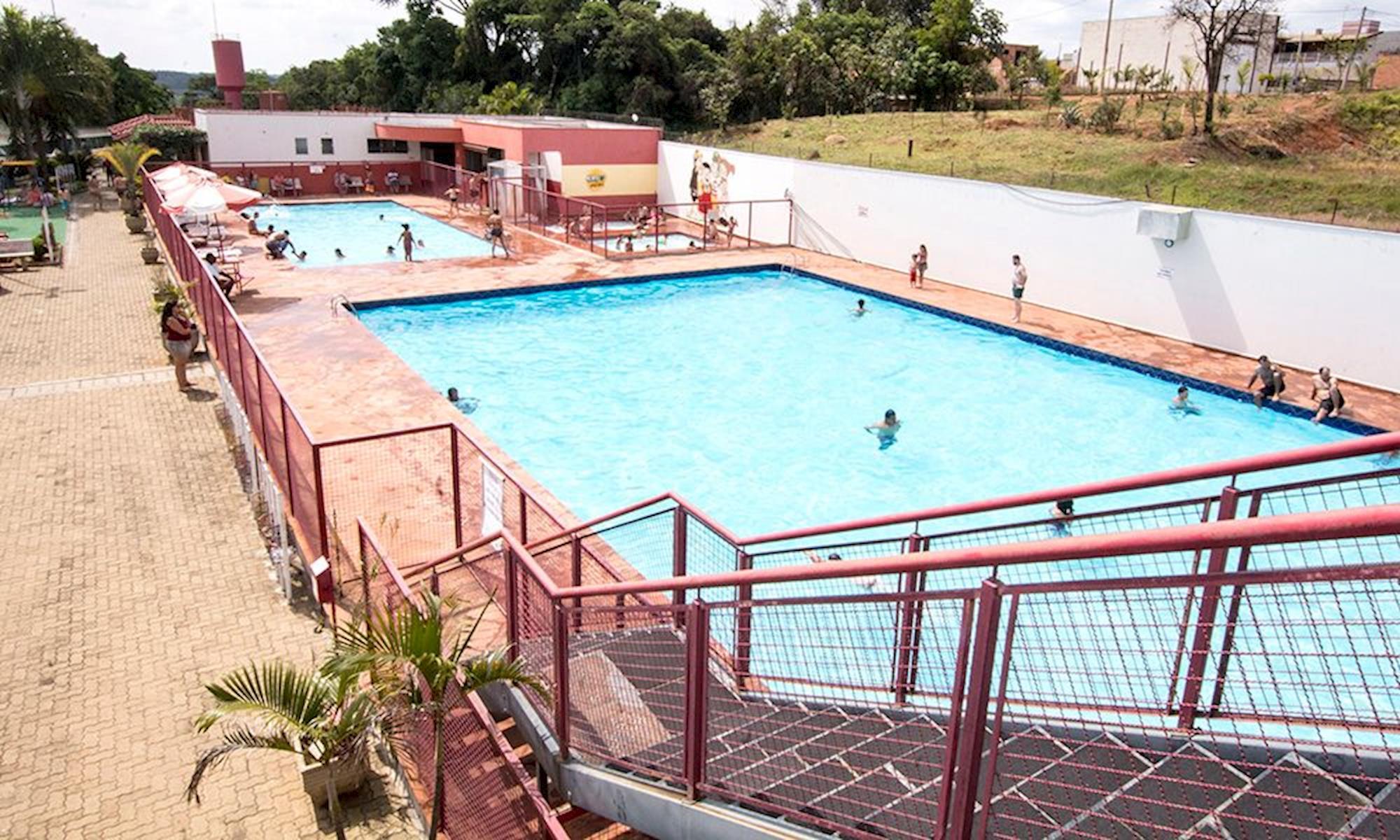piscinas, clube, exames, médico, crianças, carnaval, feriado, Foguinho/ Imprensa SMetal