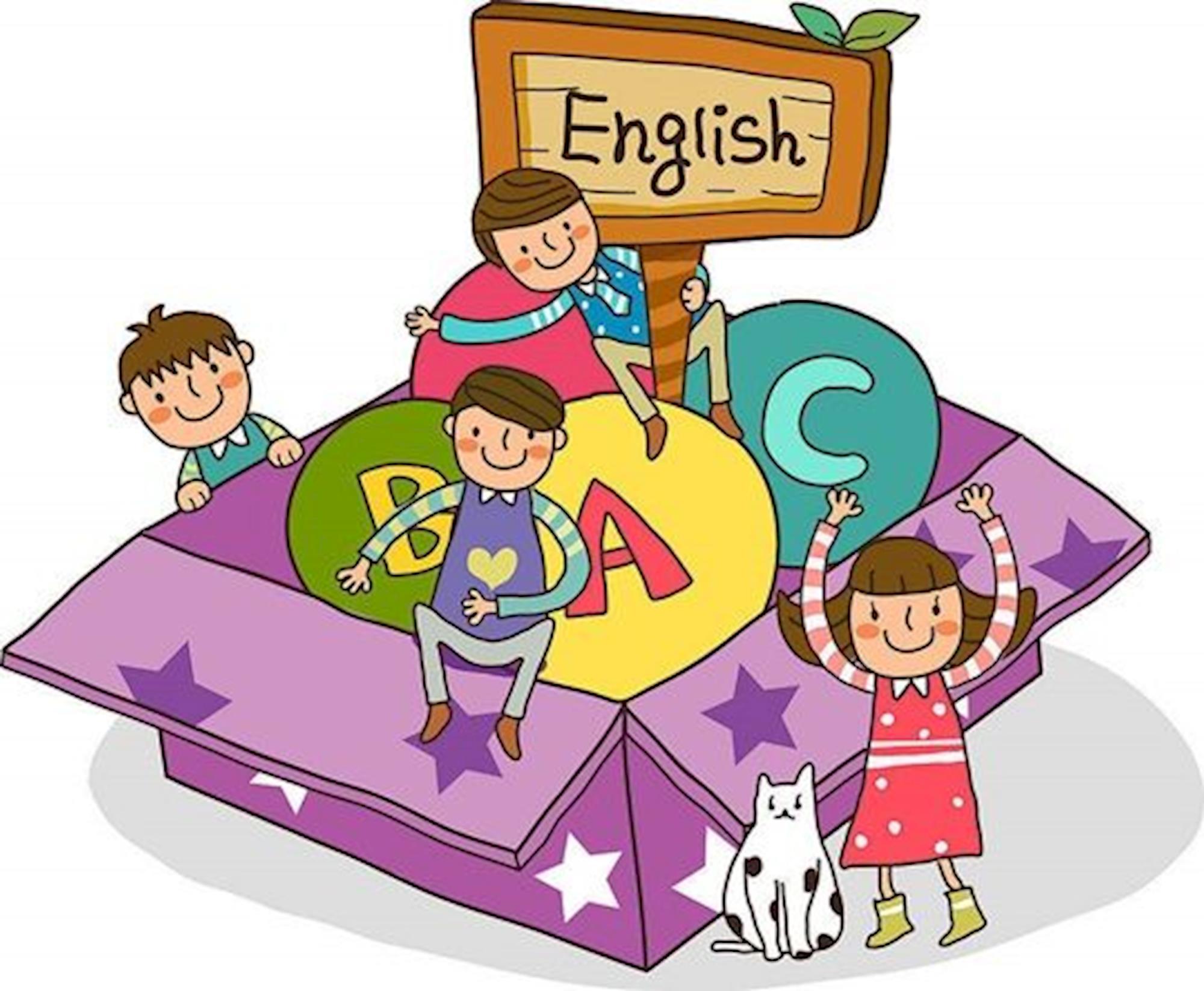 english, inglês, kids, cursos, Divulgação