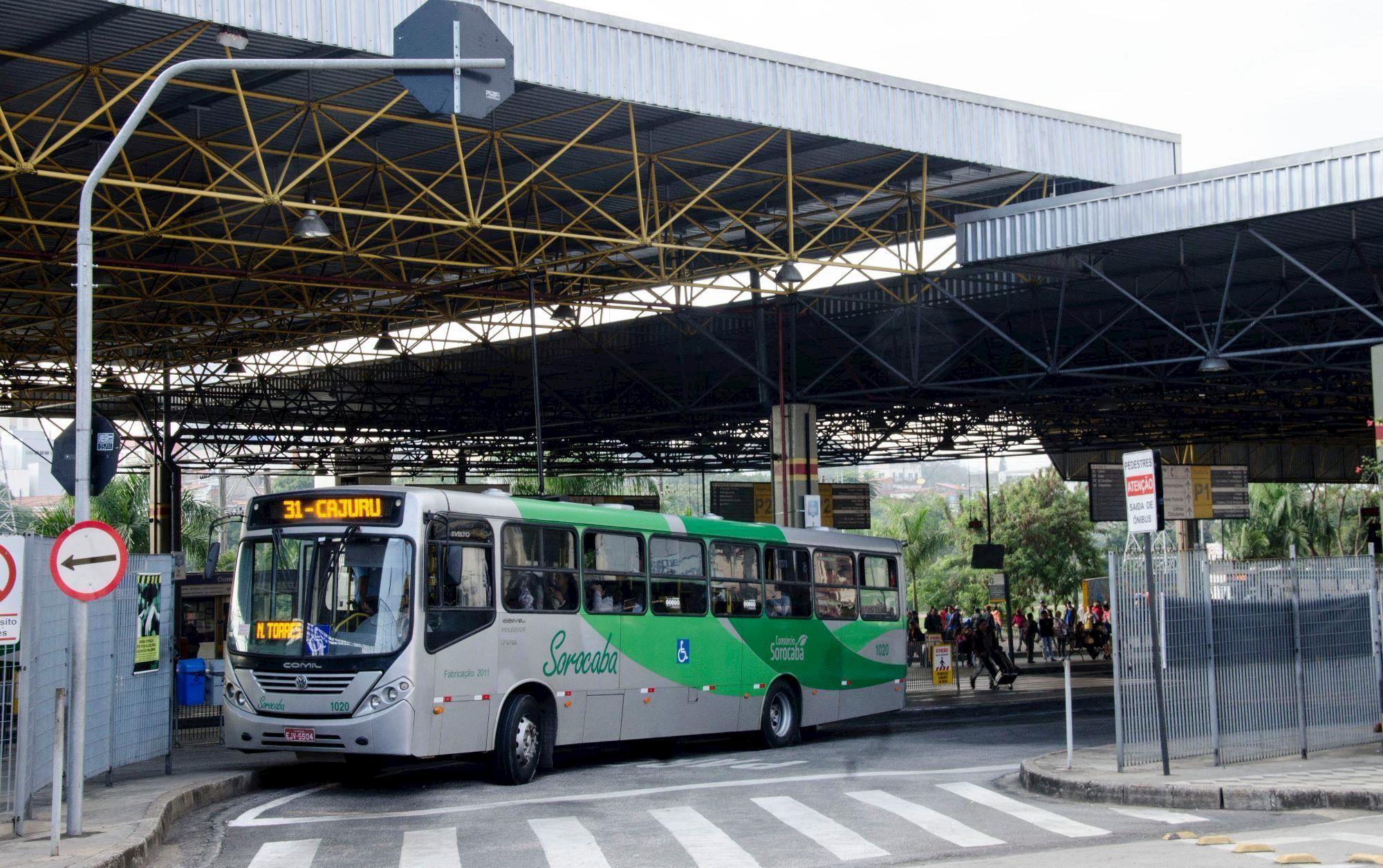 motoristas sorocaba, Foguinho/Imprensa SMetal