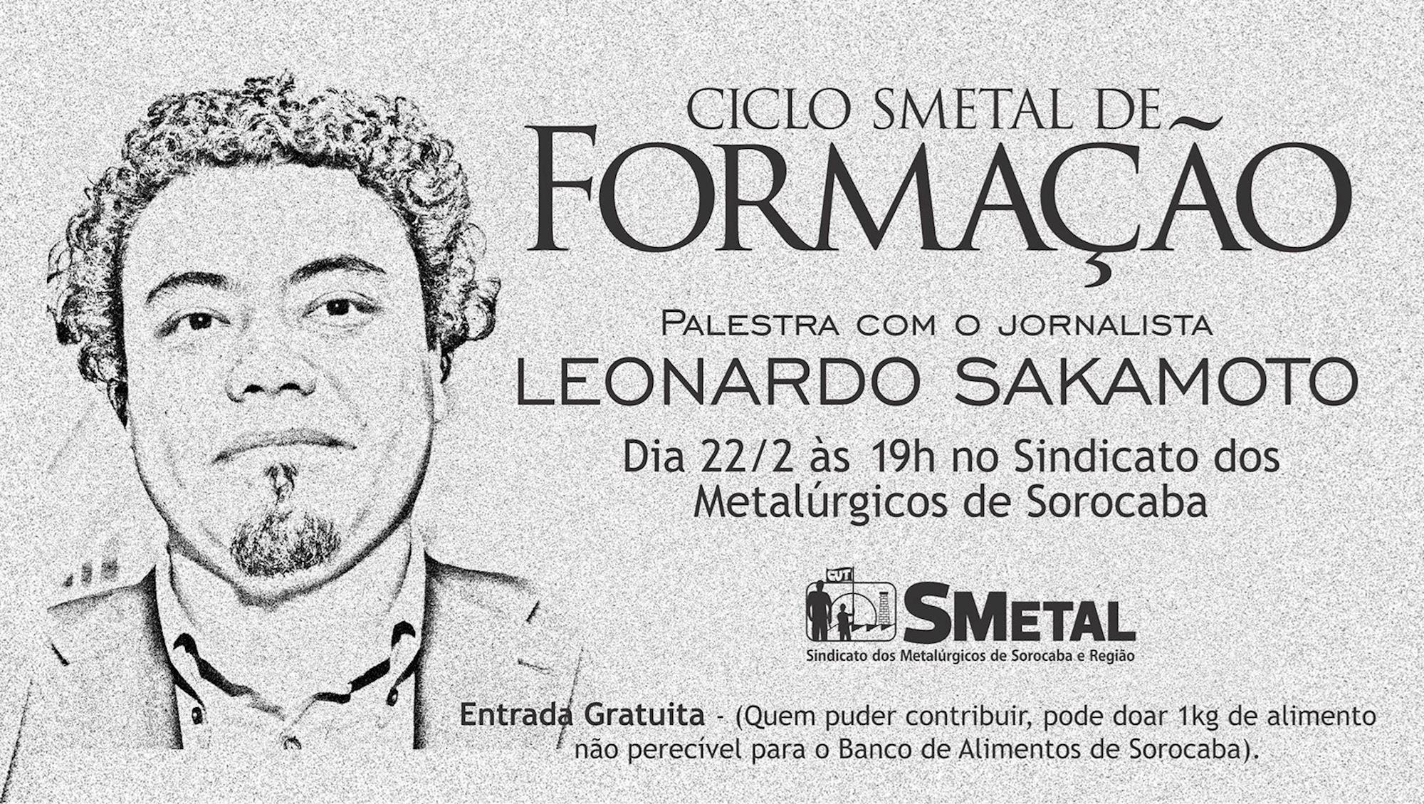 sakamoto, convite, Divulgação