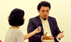 Imprensa SMetal entrevista o jornalista Leonardo Sakamoto
