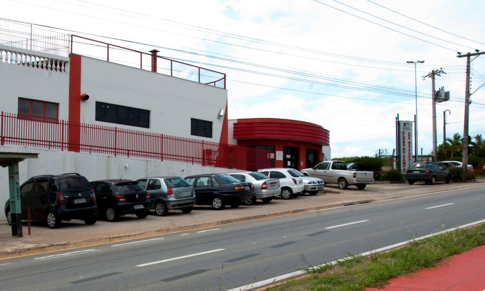 clube, Foguinho/Imprensa SMetal