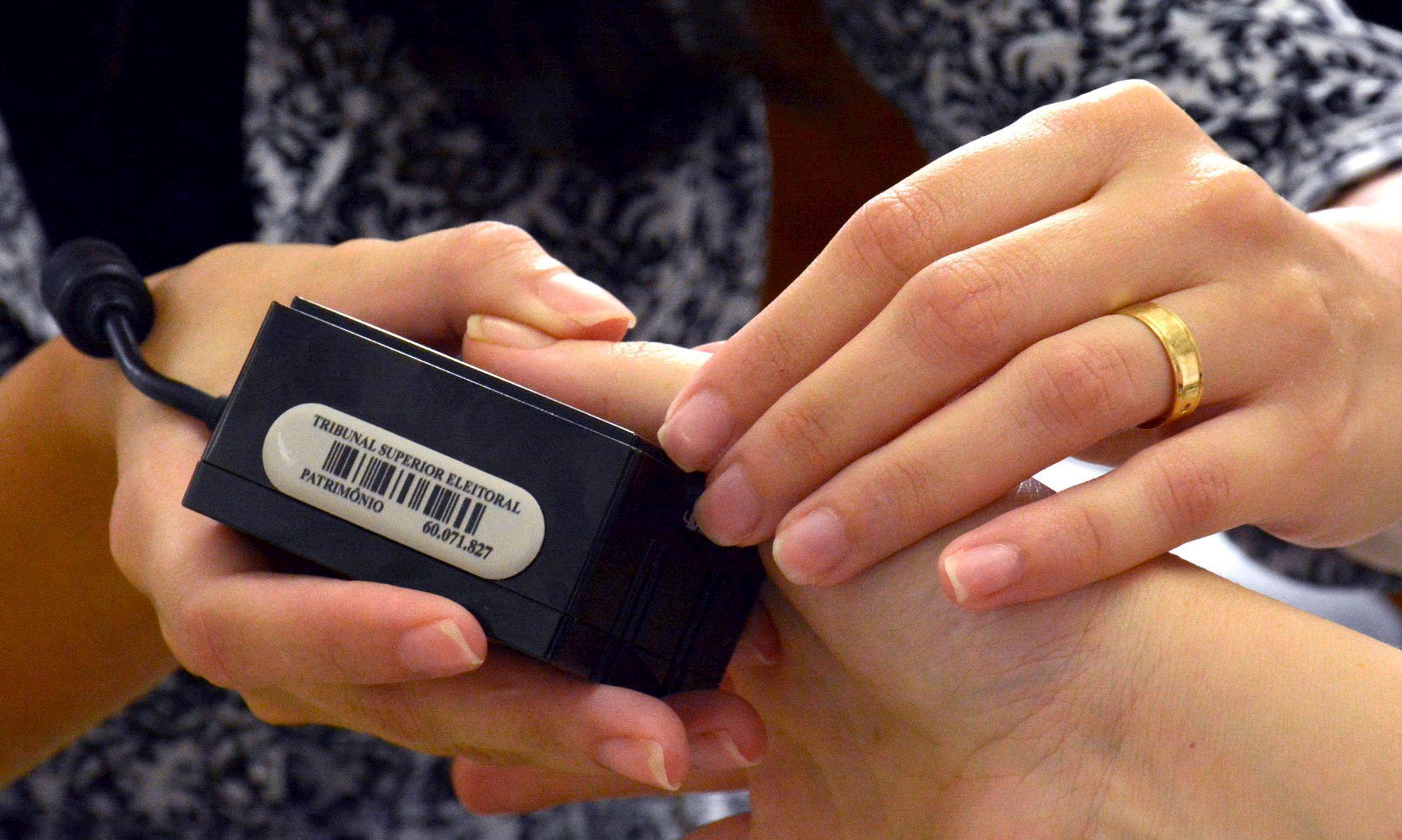 biometria, Foguinho/Imprensa SMetal