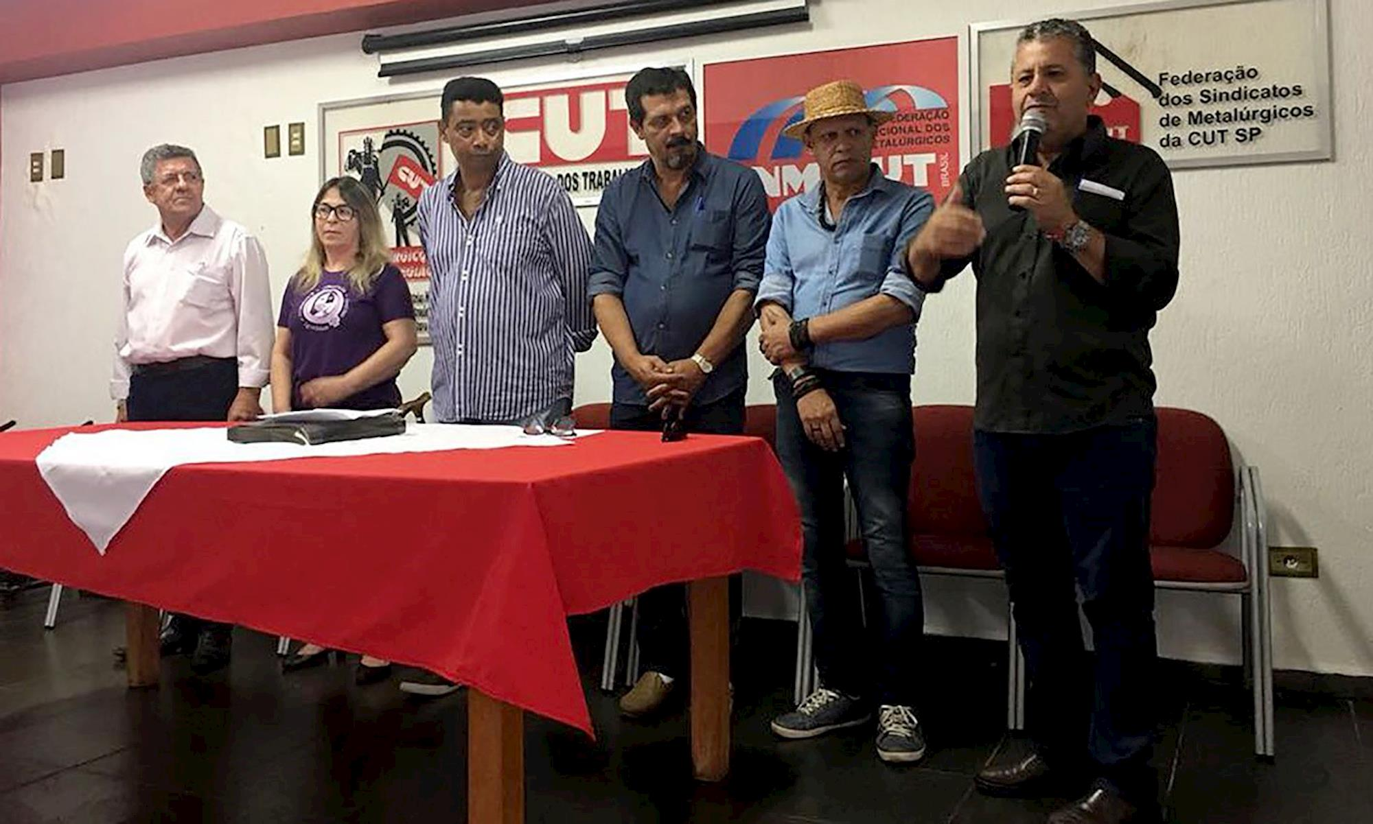 sindicato, itu, posse, Divulgação