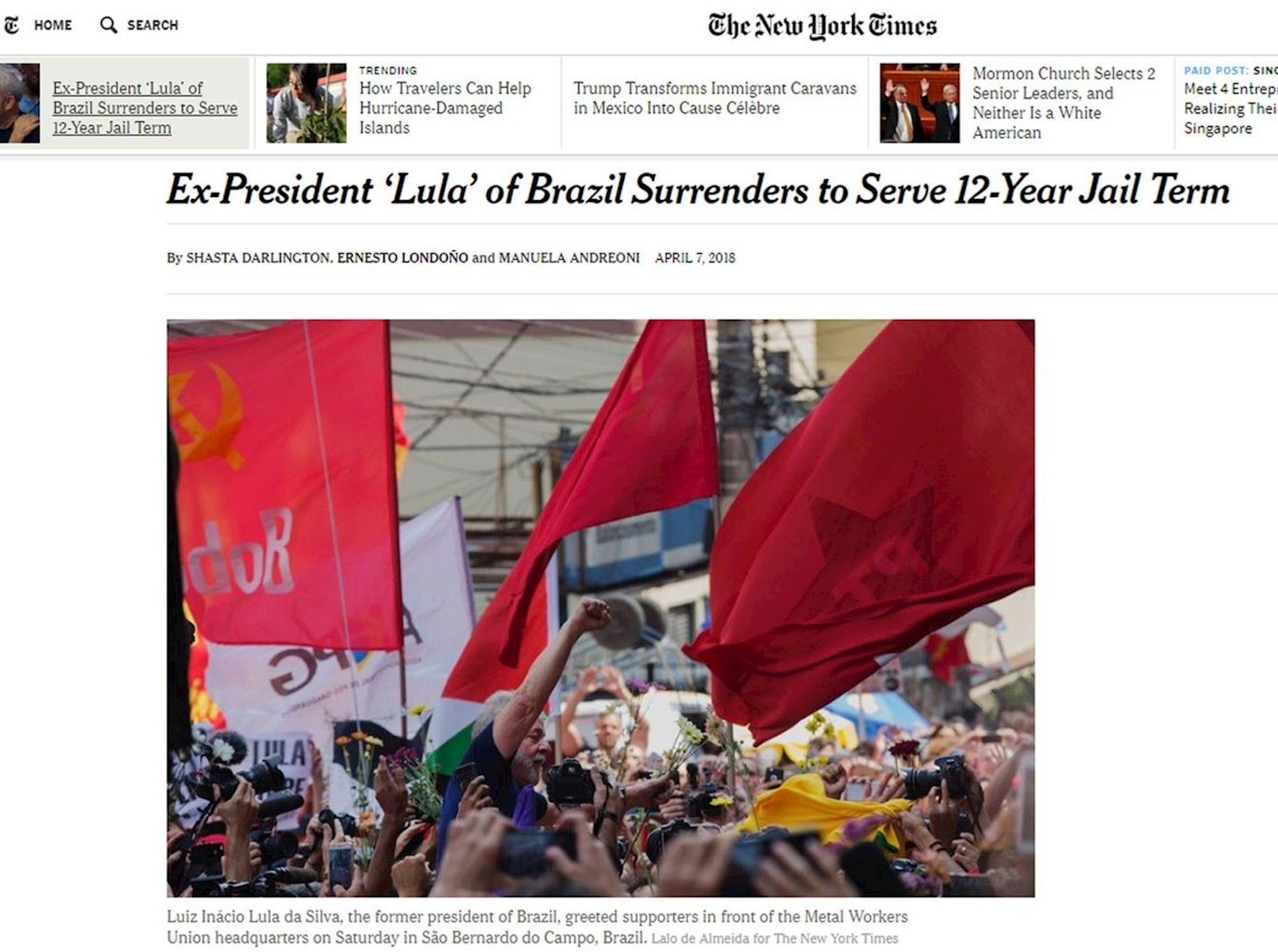 NYT , NYT