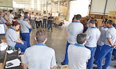 Trabalhadores de mais três fábricas metalúrgicas conquistam PPR