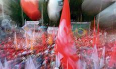 Centrais convocam trabalhadores para atos de resistência no 1º de Maio