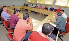 Encontro no SMetal busca fortalecer a indústria local e regional